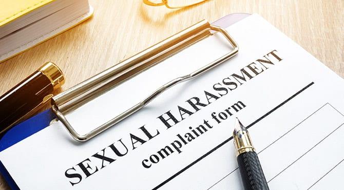 sexual harassment complaint collinsville illinois