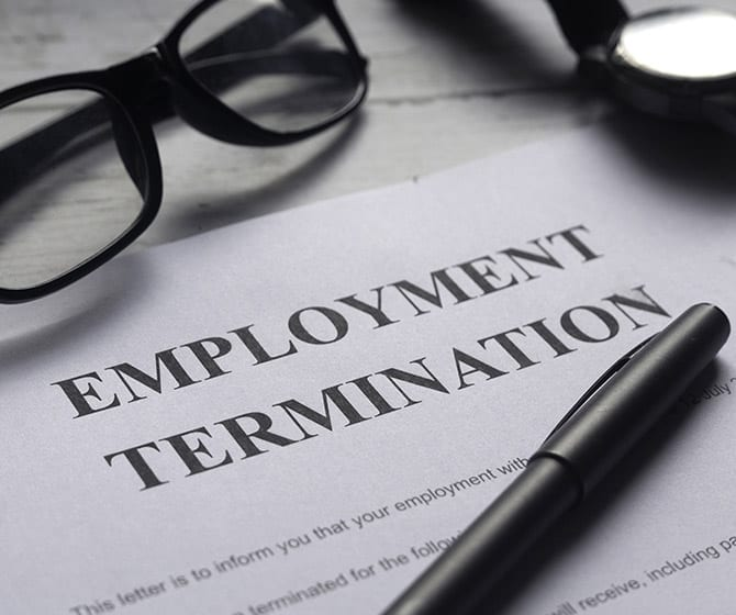 wrongful termination collinsville illinois