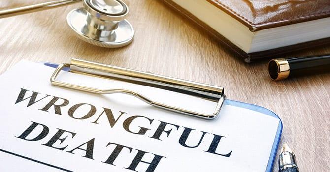 wrongful death lawsuit collinsville illinois