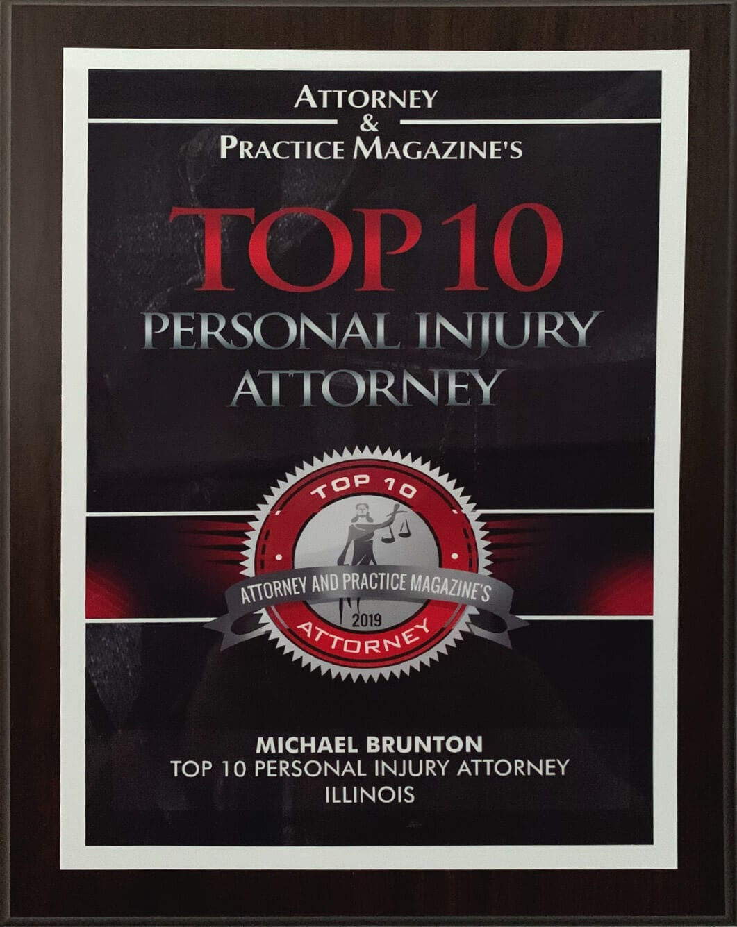 top ten personal injury attorney collinsville il