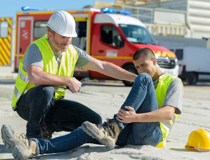 workplace injuries edwardsville illinois
